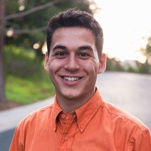 Luke D. Maxwell bio picture