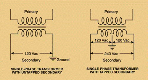 2 phase transformer wiring diagram 03 ford f150 radio single connections the electricity forum two transformers connected in parallel