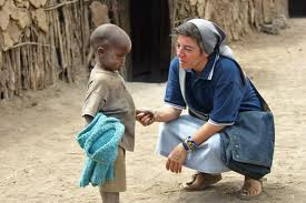 Missionaria in Africa