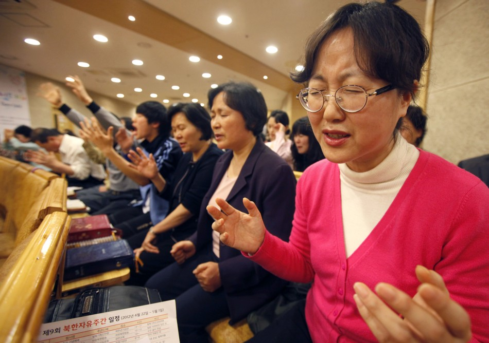 Cristiani in Corea