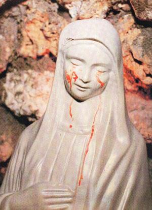 Madonna di civitavecchia