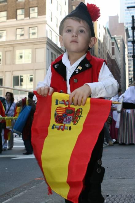Bambino spagnolo