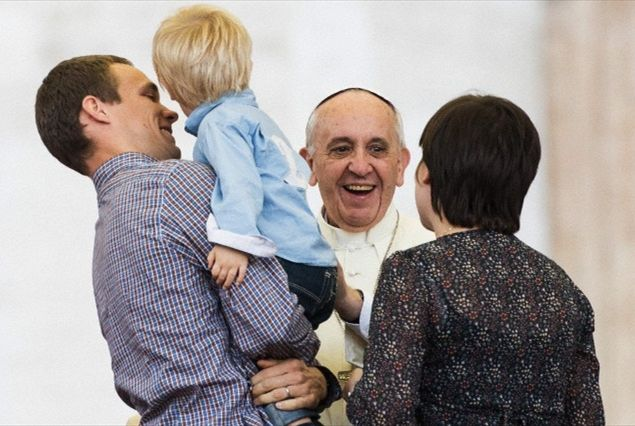 Francesco famiglia