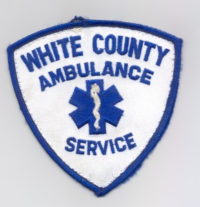 White Co Patch