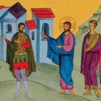 Să nu judecăm pe nimeni ! Un gînd la Evanghelia vindecării slugii sutașului