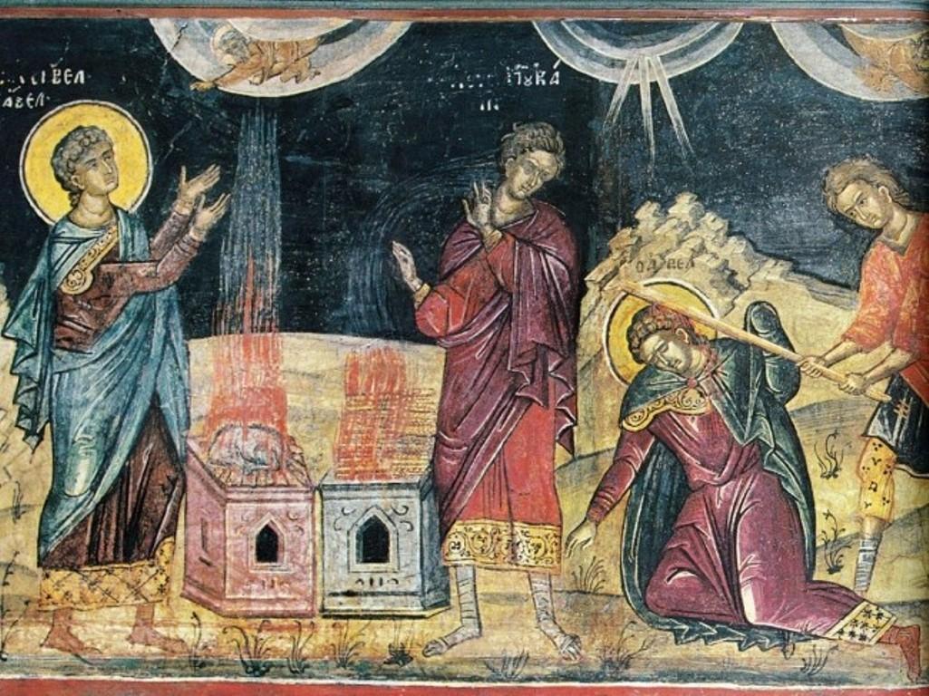 """,,Şi a căutat Domnul spre rugăciunea lui Abel iar spre Cain n-a căutat!"""""""