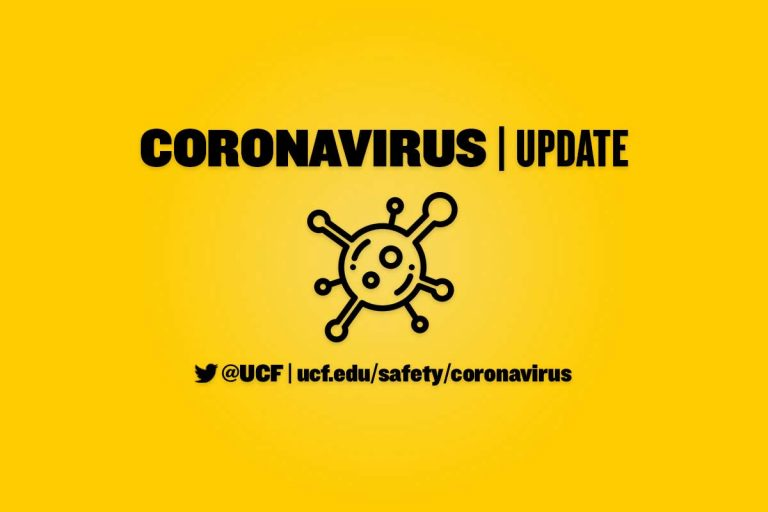 UCF Continues to Prepare for Coronavirus