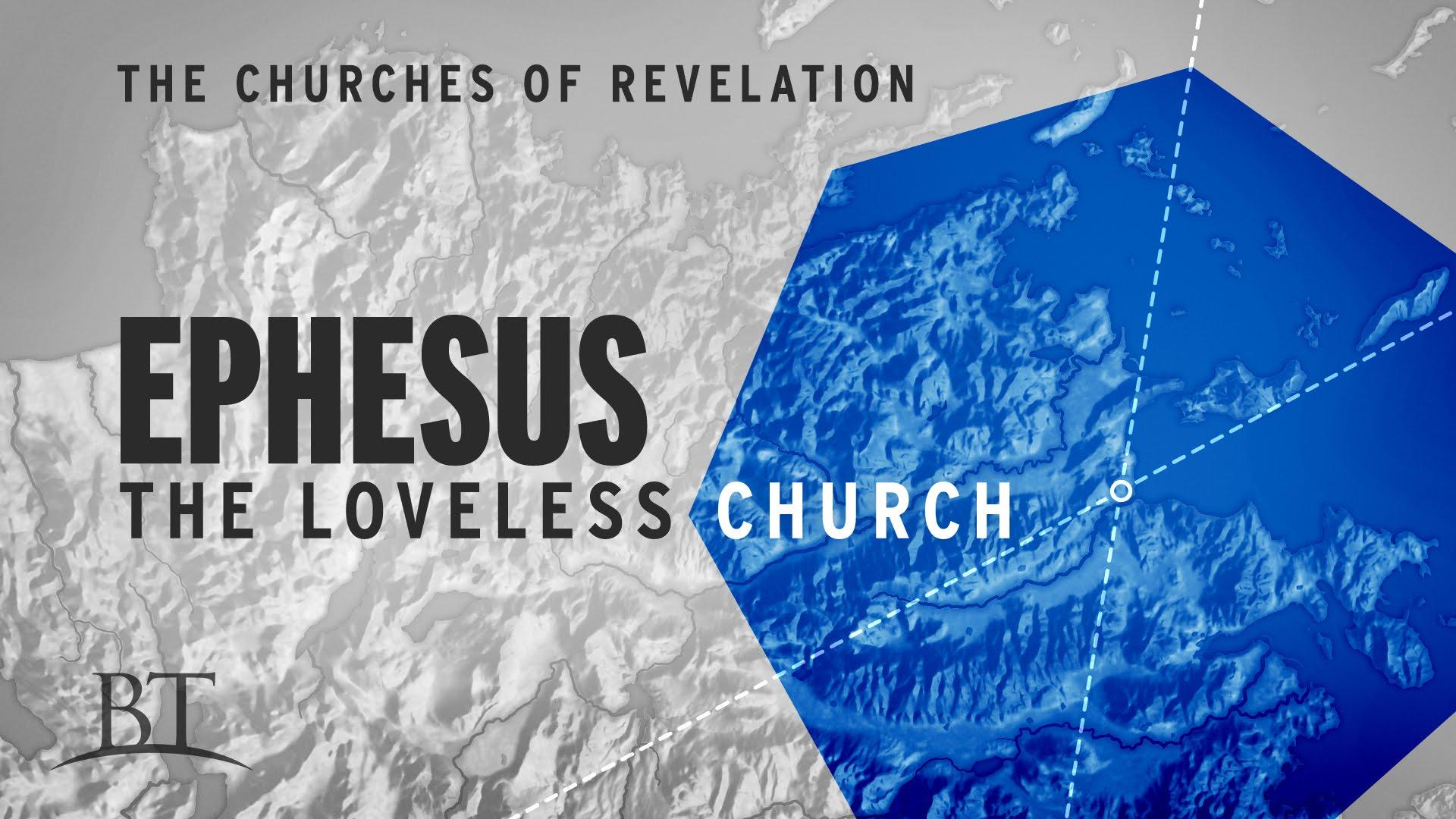 Revelation 2 1 7 The Loveless Church Stuart Love