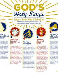 Bible infographic god   holy days steps in plan of salvation also rh ucg