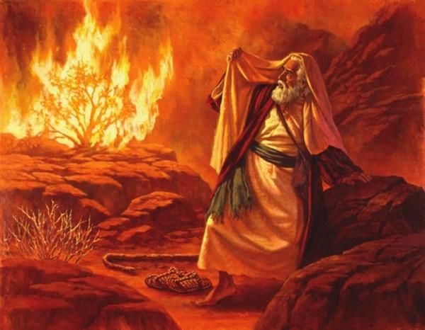 burning bush church fathers # 37