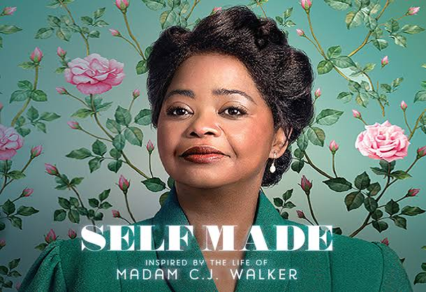 5 Sales & Marketing Lessons From Self Made: The Story of Madam CJ Walker.