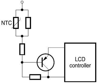 0.5W 20k ohm NTC Thermistors Temperature Compensation For
