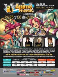 Anime Friends Argentina 2009
