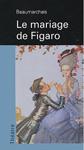 """Книга на французском языке """"Le mariage de Figaro / Женитьба Фигаро"""""""