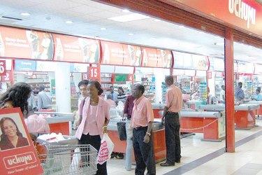 Uchumi-supermarket