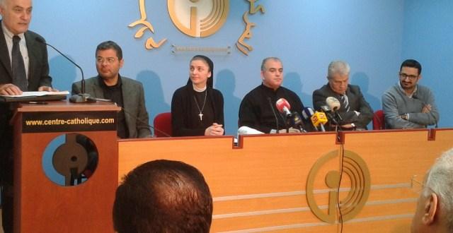 """معهد وجوقة القديسة رفقا للموسيقى يعلنان عن """"مسرحية رفقا"""" في المركز الكاثوليكي للإعلام"""