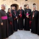 مجلس رؤساء الكنائس الكاثوليكيَّة في سوريا