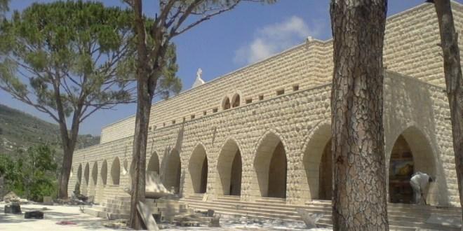 قداس في عيد شفيع دير مار يوسف جربتا نعمه: نصلي من أجل الشرق ليحل السلام والامان