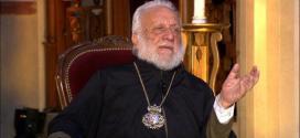 جورج خضر مكرما من جامعة الحكمة وجمعية لقاء العمرين: لا تعظموا أحدا خوفا من ان يعبد نفسه أو ان يعبده الناس