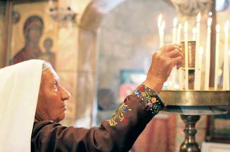"""""""الحجارة تصرخ"""".. وثائقي ايطالي يقدم حكاية المسيحيين الفلسطينيين"""