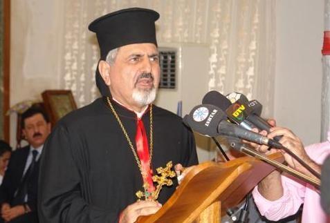 يونان ترأس قداس عيد مار افرام وطالب بحكومة فاعلة ومسؤولة