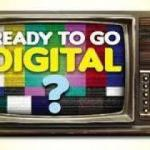 البث التجريبي الرقمي الارضي