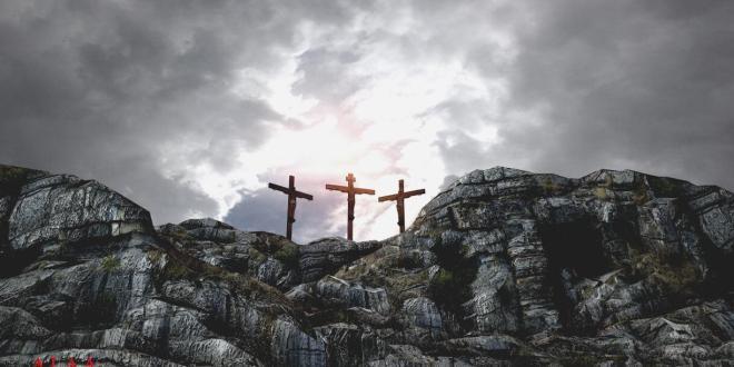 جبل التجلي وجبل الصليب