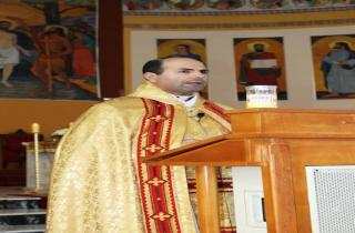المطران معوض ترأس قداسا بعيد القديس يوحنا بولس الثاني في زحلة