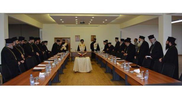 انطلاق اعمال المجمع الانطاكي برئاسة اليازجي في البلمند