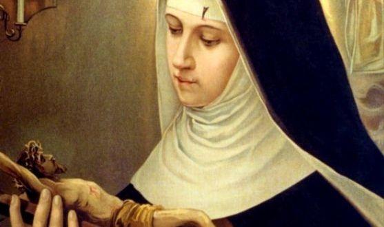 قداس في كنيسة سيدة زحلة والبقاع في عيد القديسة ريتا وآلاف المصلين استقبلوا ذخائرها