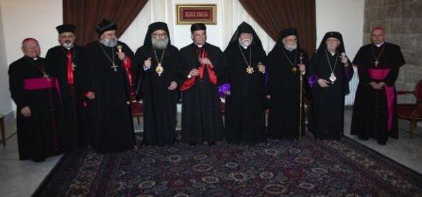 الراعي يعرض لبرنامج عمل مؤتمر البطاركة عون: نعمل للحفاظ على الوجود المسيحي