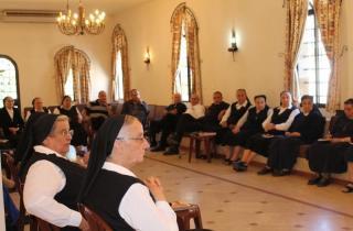 هيئة ادارية جديدة للقاء اتحاد الاكليروس الاهدني
