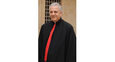 العمّار ترأس قداس العيد في كنيسة مار يوسف زغرتا