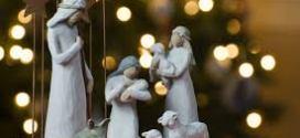 افتتاح مغارة الميلاد والزينة عند مدخل البردوني