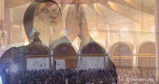 زحف بشري الى عنايا لمناسبة مرور 22 عاما على أعجوبة الشفاء نهاد الشامي