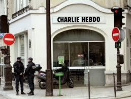 """عشرة قتلى في اطلاق نار في مقر صحيفة """"تشارلي ايبدو"""" الساخرة في باريس والسلطات الفرنسية ترفع حال التأهب الامني الى الدرجة القصوى"""