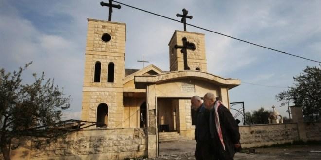 مقابلة مع السفير البابوي في دمشق حول آخر التطورات في سورية