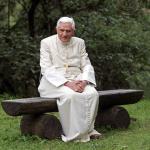 البابا الفخري بندكتس السادس عشر