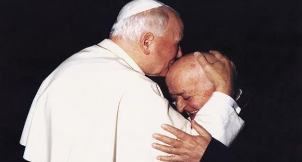 ما قاله المطران فرنسيس البيسري رحمه الله للبابا يوحنا بولس الثاني أكثر من درس لنا جميعاً