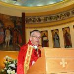 النائب البطريركي العام على نيابة اهدن زغرتا المطران مارون العمار