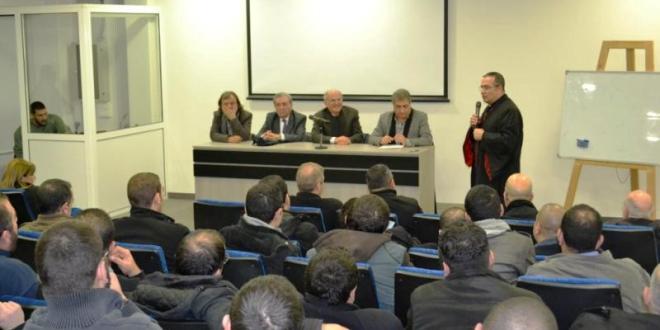 رابطة قنوبين تشارك في افتتاح بيت مارون في قبرص