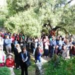 إحتفالات القيامة في الوادي المقدس والجوار