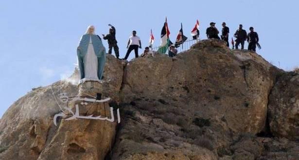 ثلاثة بطاركة وقاصد رسولي عرضوا في دمشق شؤونا كنسية