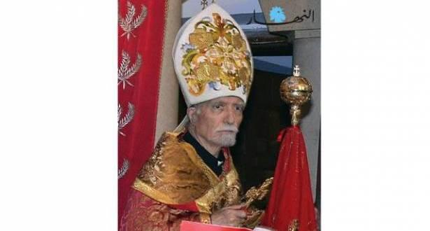 أبرشية الاسكندرية للأرمن الكاثوليك أقامت قداساً وجنازاً في ذكرى أربعين البطريرك بدروس التاسع عشر