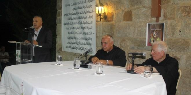ندوة في زغرتا حول كتاب بطاركة آل الرزي الإهدنيون وكلمات ركزت على أهمية البطاركة للكنيسة وللبنان