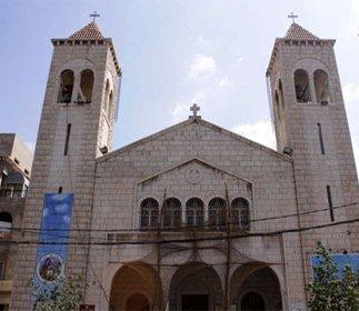 مطر افتتح احتفالات رعية كنيسة سيدة البير في سن الفيل لمناسبة عيد انتقال السيدة العذراء