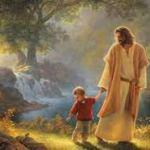 يسوع والأطفال