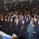 الحضور الرسمي في حفل إفتتاح المعرض المسيحي 2015