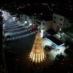 شجرة الميلاد في البترون