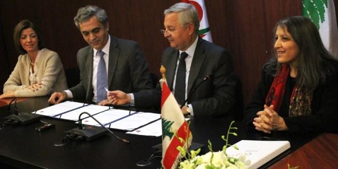 السيد حسين زار رئيس جامعة البلمند في إطار التبادل الأكاديمي والعلمي